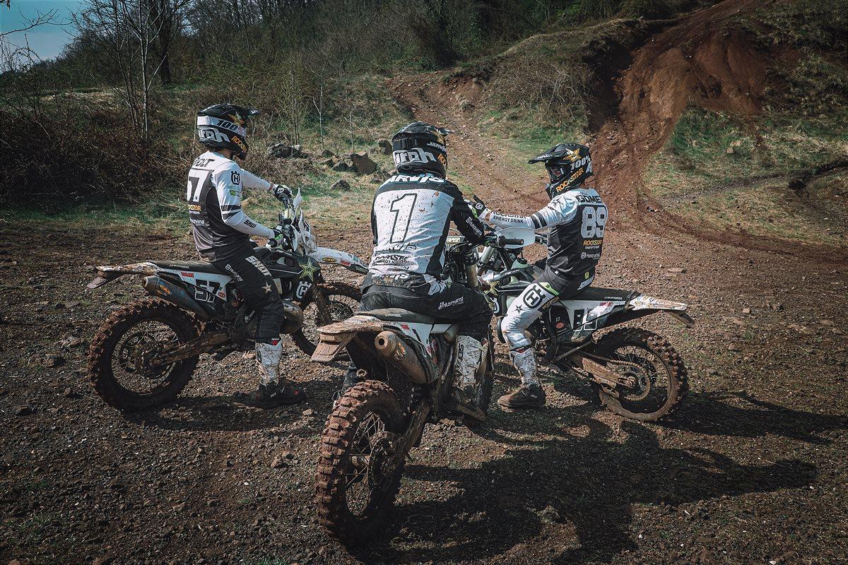 Rockstar Energy Husqvarna Factory Racing - Romaniacs 2021-1