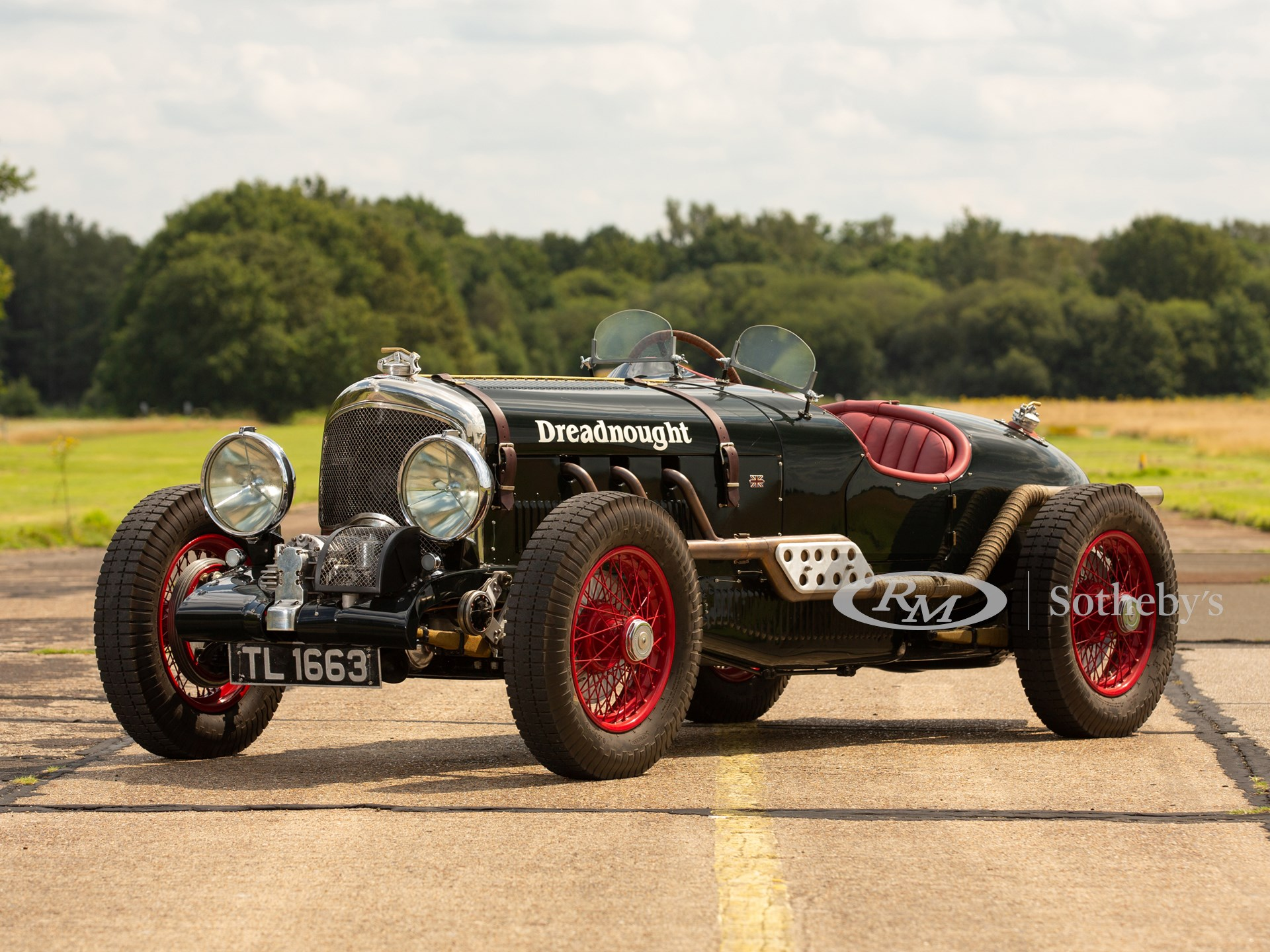 1931 Rolls-Royce 20 25 'Dreadnought Special' (Tom Gidden ©2021 Courtesy of RM Sotheby's)