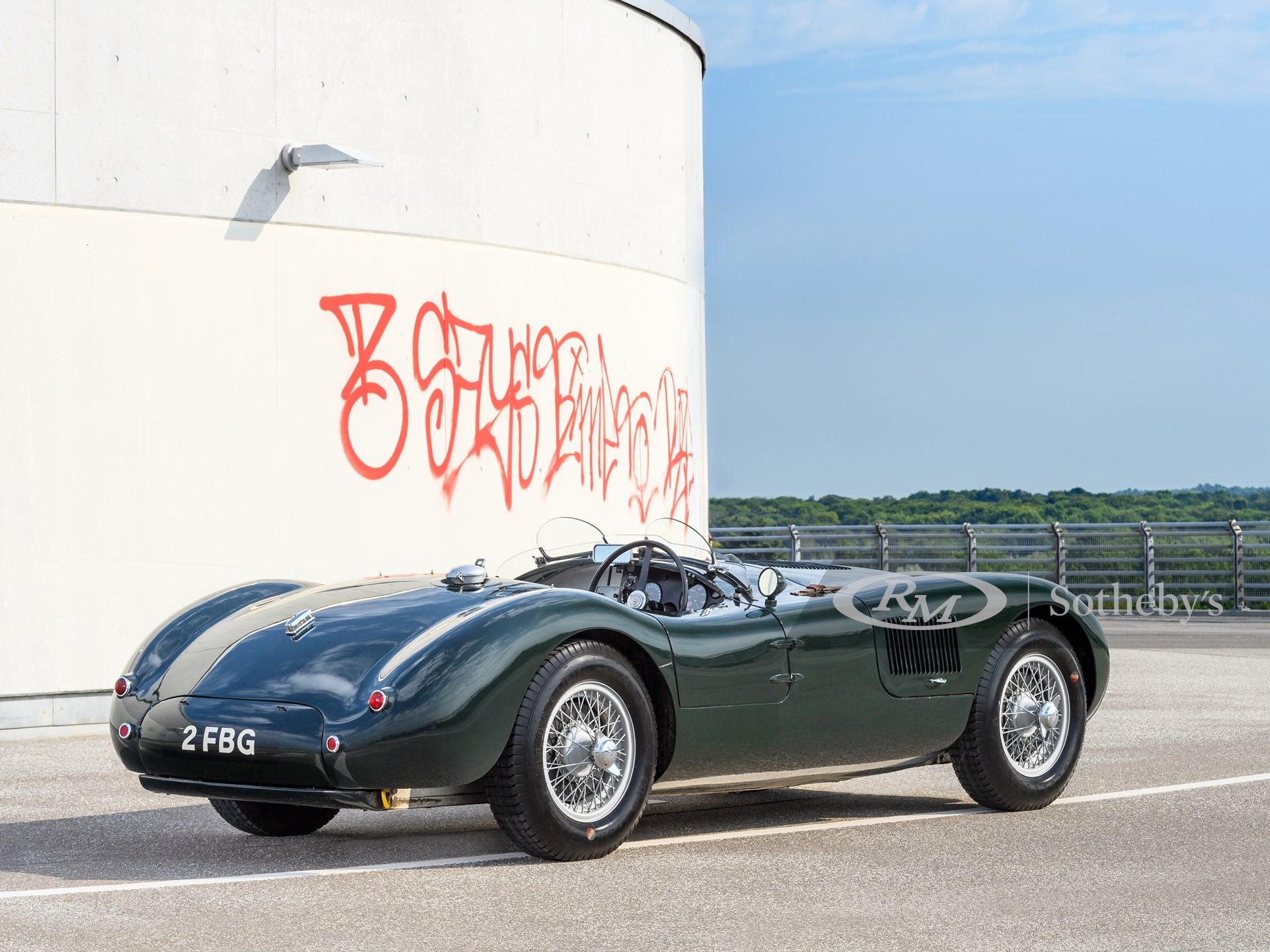 1952 Jaguar C-Type (Tim Scott ©2021 Courtesy of RM Sotheby's) (3)