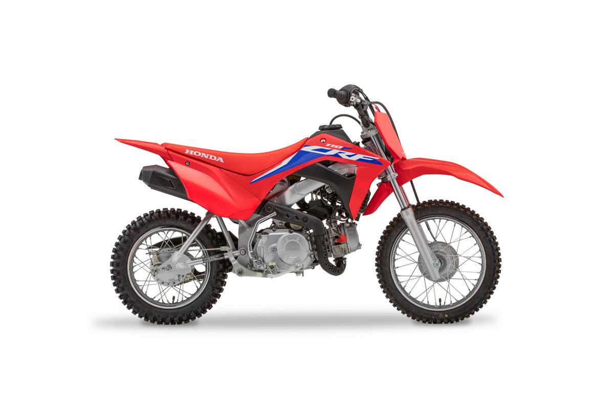 2022 Honda CRF 110F