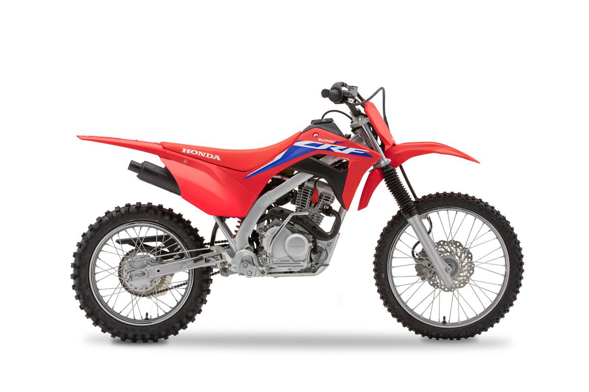 2022 Honda CRF125F Big Wheel