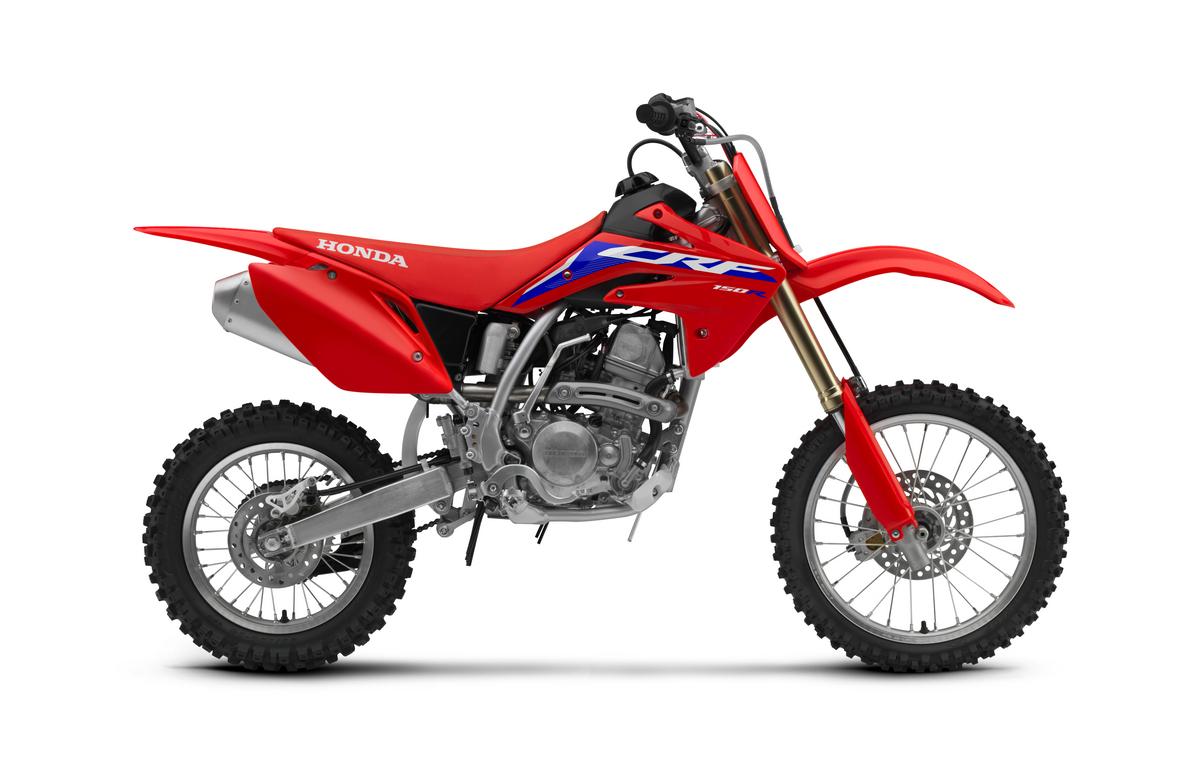 2022 Honda CRF150R