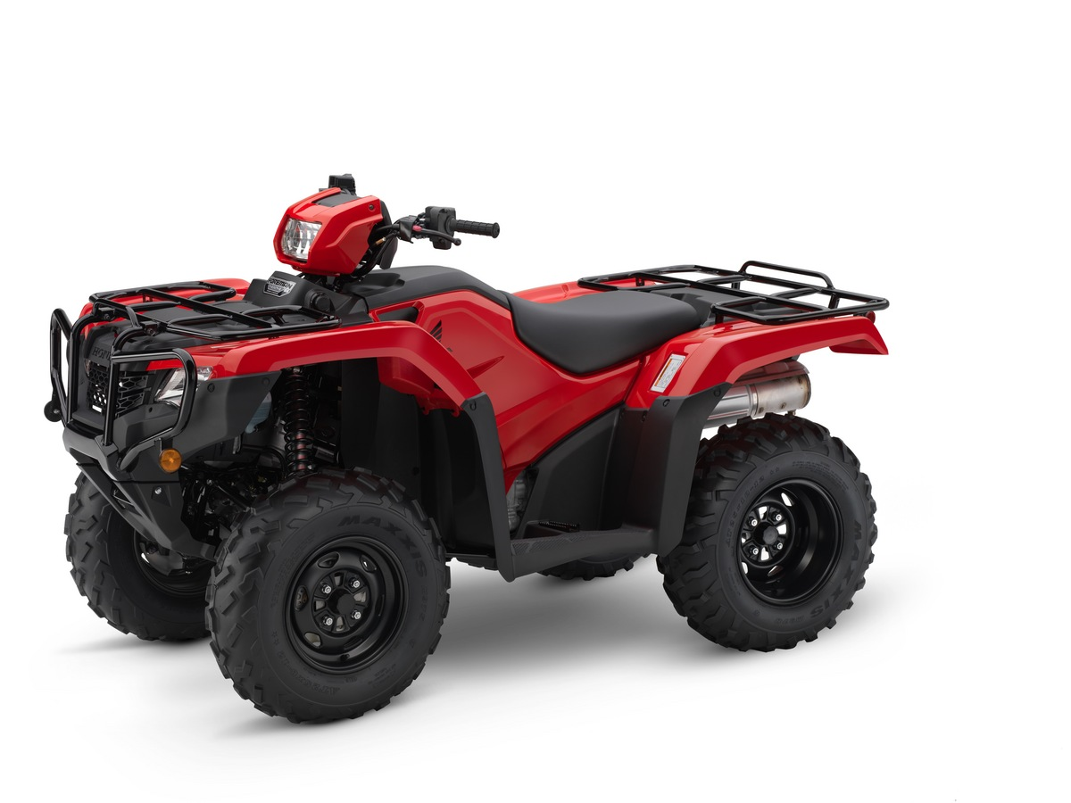 2021 FourTrax Foreman 4x4 ES EPS Red