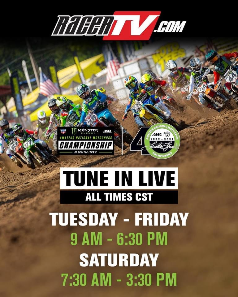210802 RacerTV Set to Provide Exclusive Coverage of 2021 Monster Energy AMA Amateur National Motocross Championship (1)