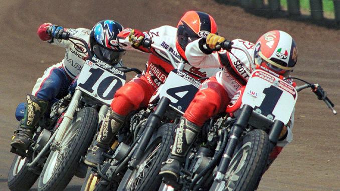 210803 13-Time Sac Mile Winner Scott Parker Leads Big Group of Motorcycle Legends at Law Tigers Sacramento Mile (678)
