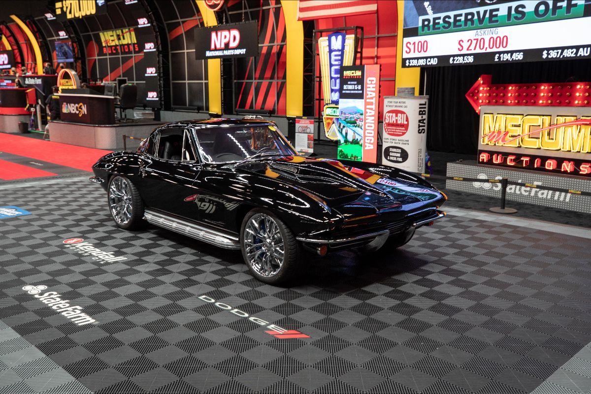 210804 1966 Chevrolet Corvette Coupe