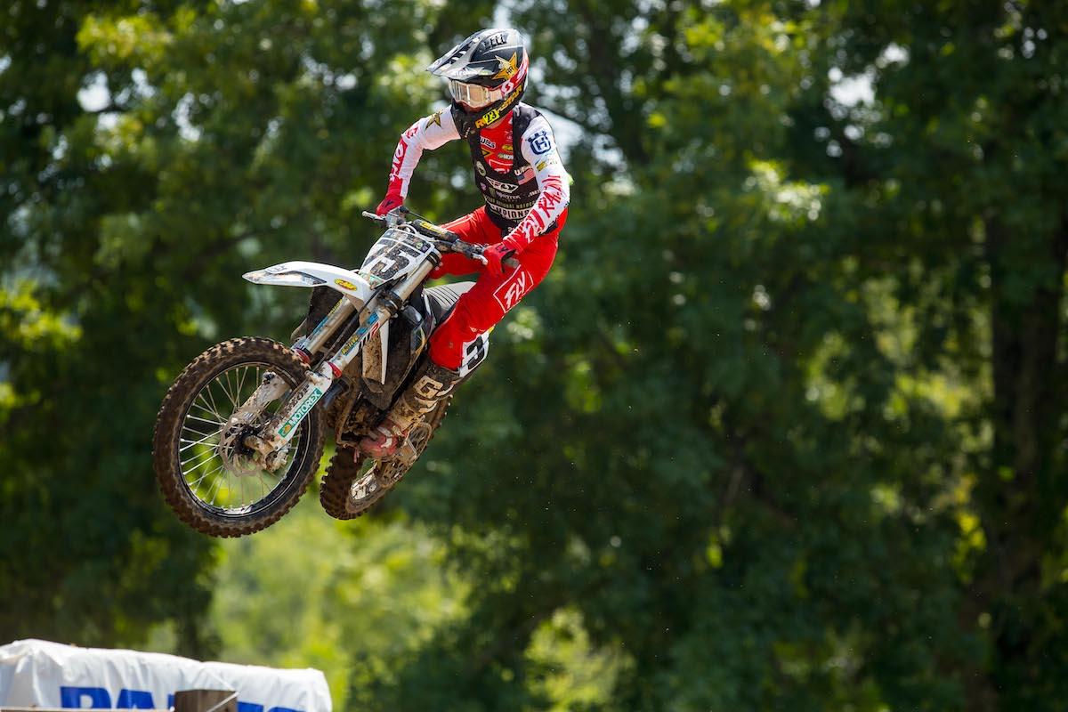 210806 Evan Ferry captured the Moto 2 win in 125cc B:C