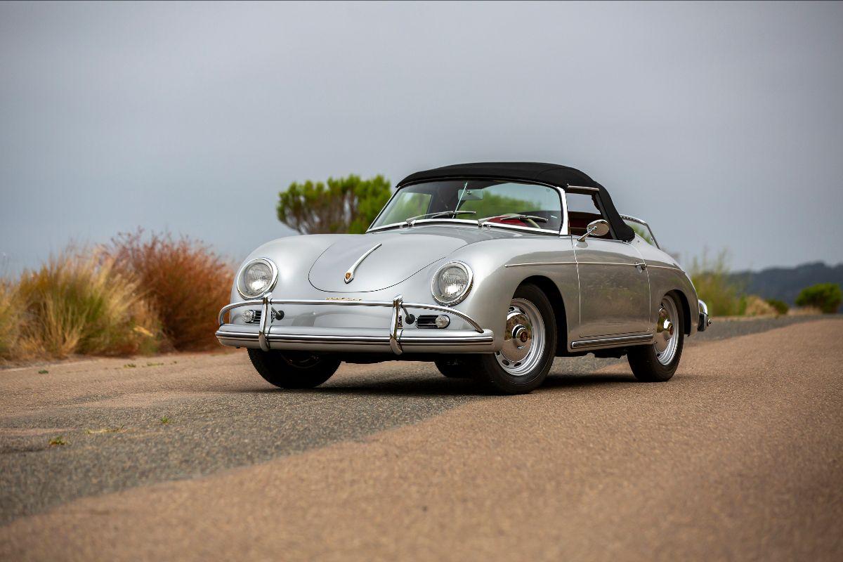 210807 1959 Porsche 356A Convertible D The Final Convertible D Produced (Lot S125)