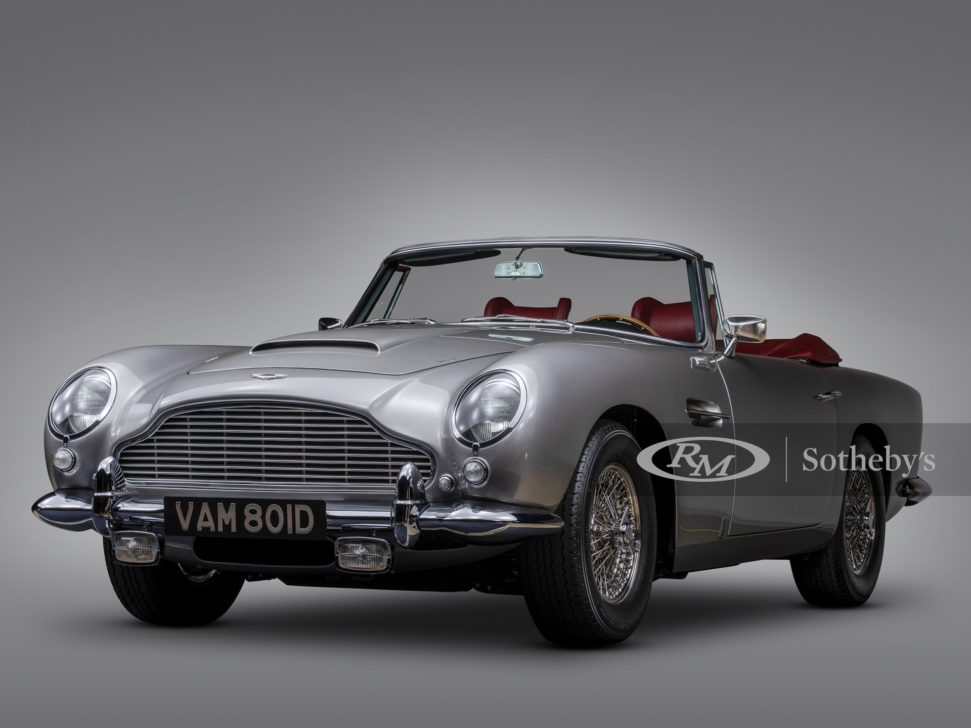 210813 1965 Aston Martin DB5 Convertible