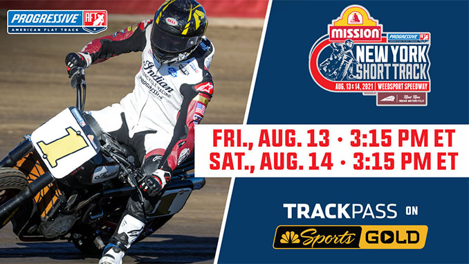 210813 Tune-in Alert! Mission Foods New York Short Track (678)