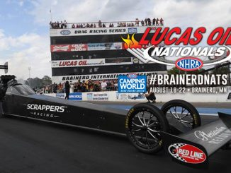 210821 Mike Salinas and Bob Tasca III earn top qualifying spots on Friday in Brainerd (678)