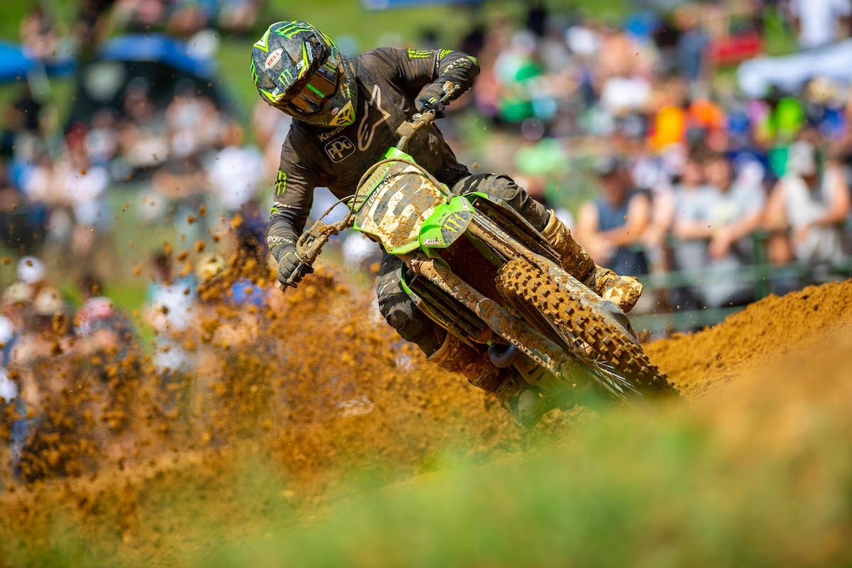 210822 Eli Tomac rounded out the overall podium in third