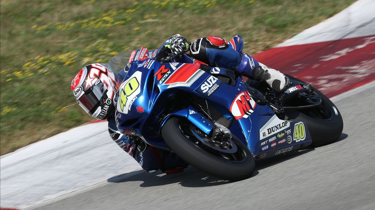 210825 Suzuki is now an official series partner for the 2021 MotoAmerica Series