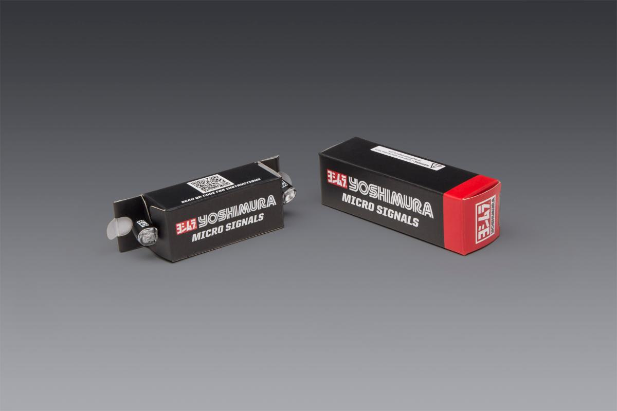 210827 Yoshimura Micro Combo LED Signal kits are smaller than a dime and crazy bright! (1)