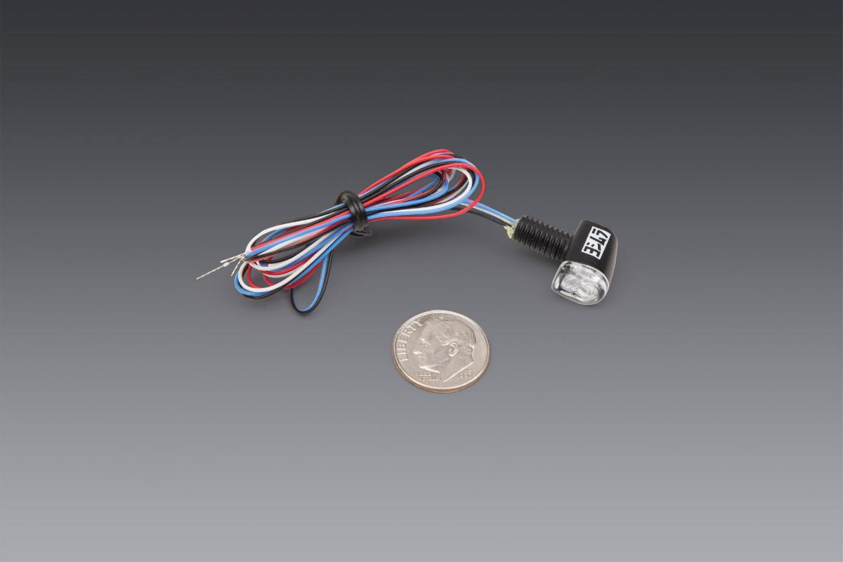210827 Yoshimura Micro Combo LED Signal kits are smaller than a dime and crazy bright! (2)
