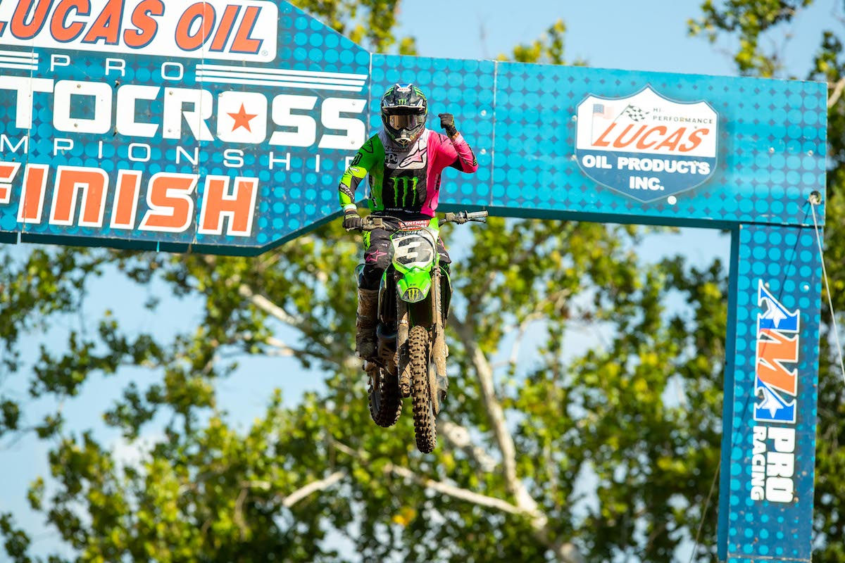 210829 Eli Tomac captured his first win of 2021