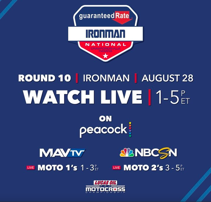 How to Watch- Guaranteed Rate Ironman National
