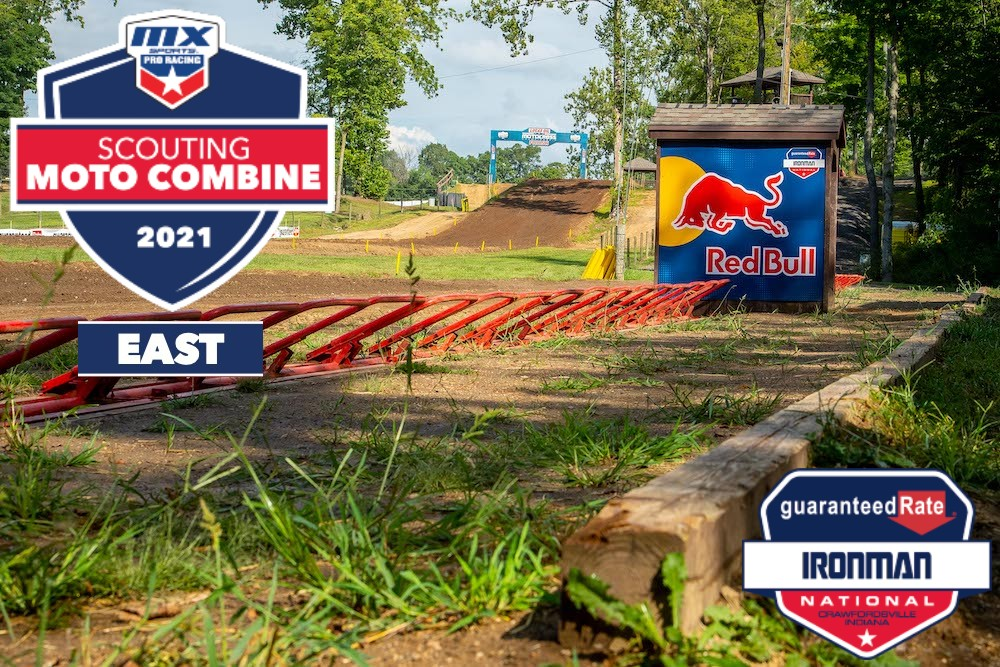 Lucas Oil Pro Motocross Championship Scouting Combine Set to Unfold with East Region Gathering at Ironman National