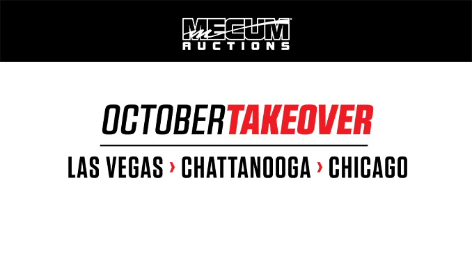 Mecum Auctions' October Takeover (678)