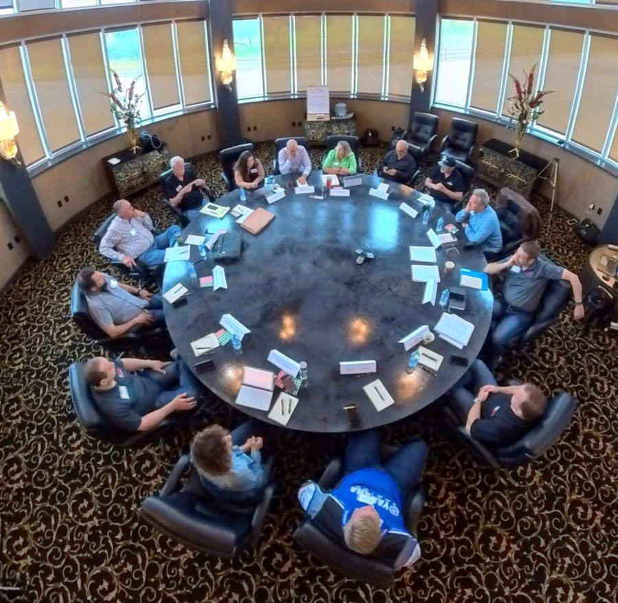 National Powersports Dealer Association - First Board Meeting working photo 5242021