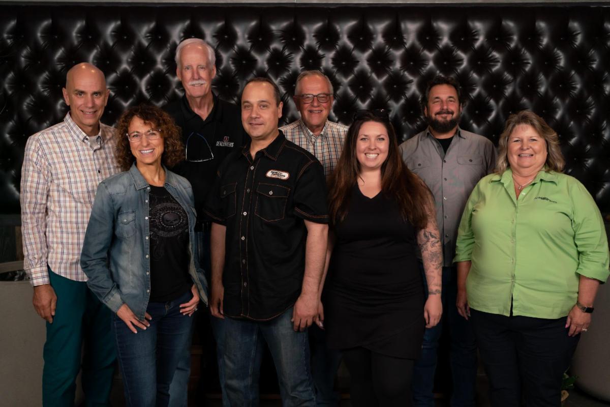National Powersports Dealer Association - Founding board member group