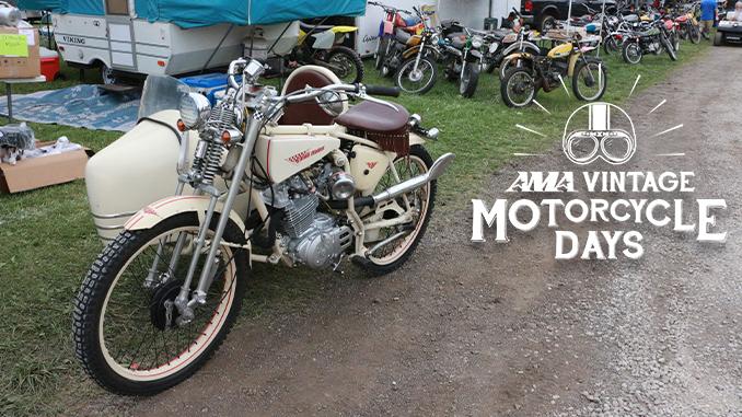 Vintage Motorcycle Days (678)
