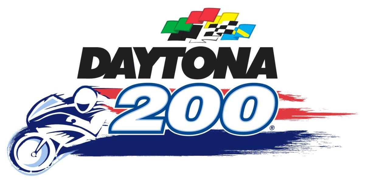 2022 Daytona 200 logo