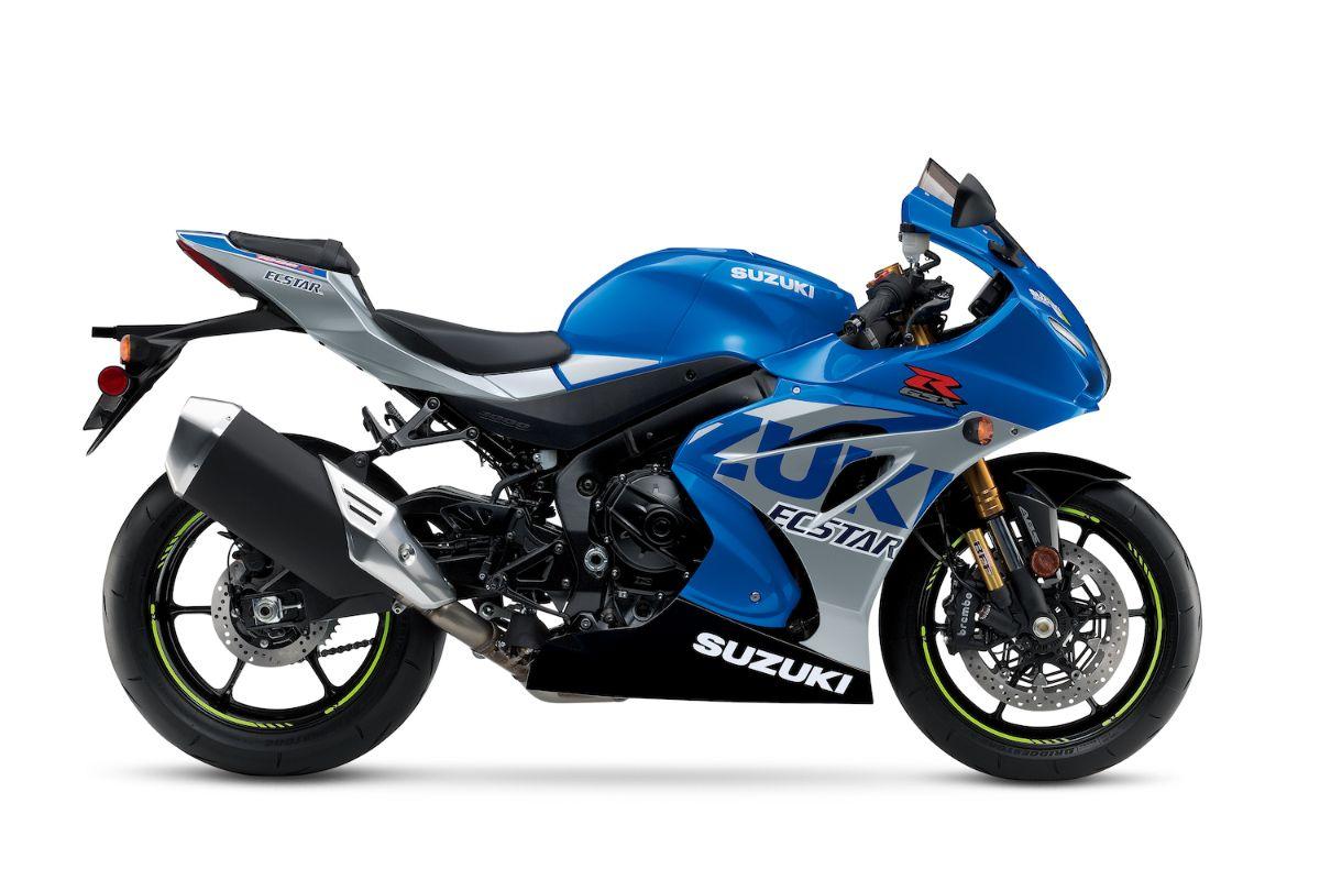 2022 GSX-R1000R