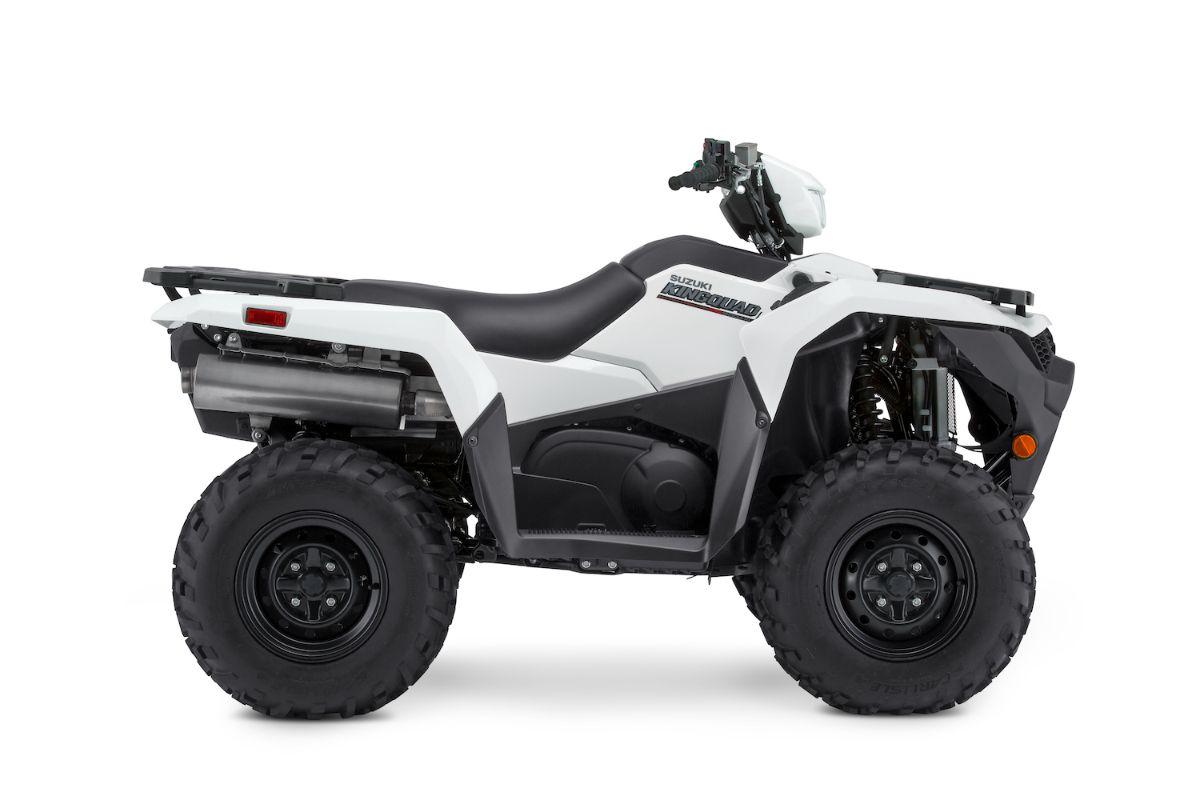 2022 KingQuad 500AXi Power Steering