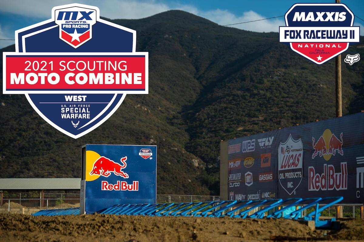 210902 Fox Raceway Set to Host Top Amateur Prospects for West Region Lucas Oil Pro Motocross Championship Scouting Combine (2)