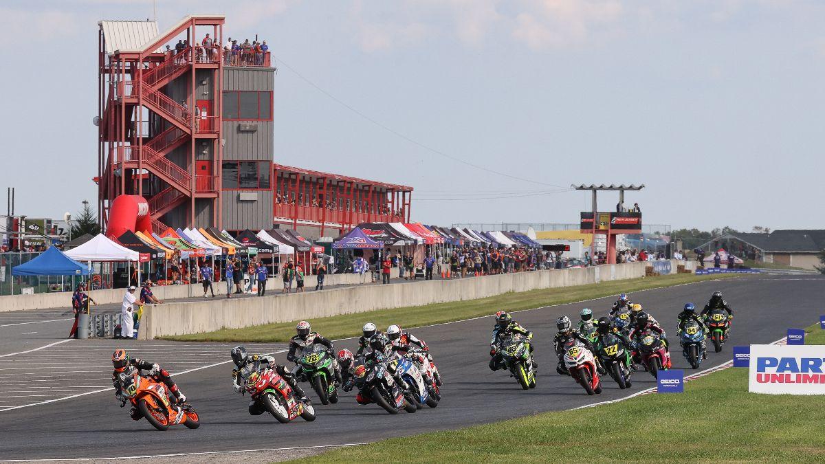 210912 Junior Cup race