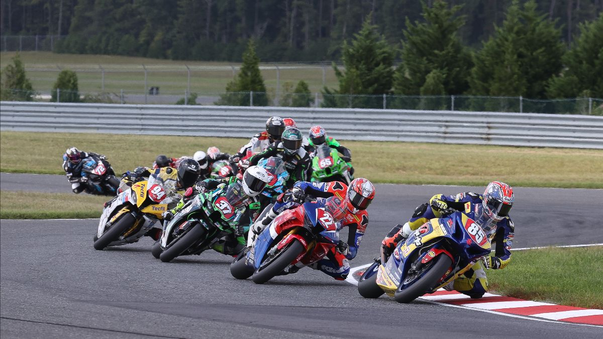 210912 Stock 1000 race at NJMP on Saturday