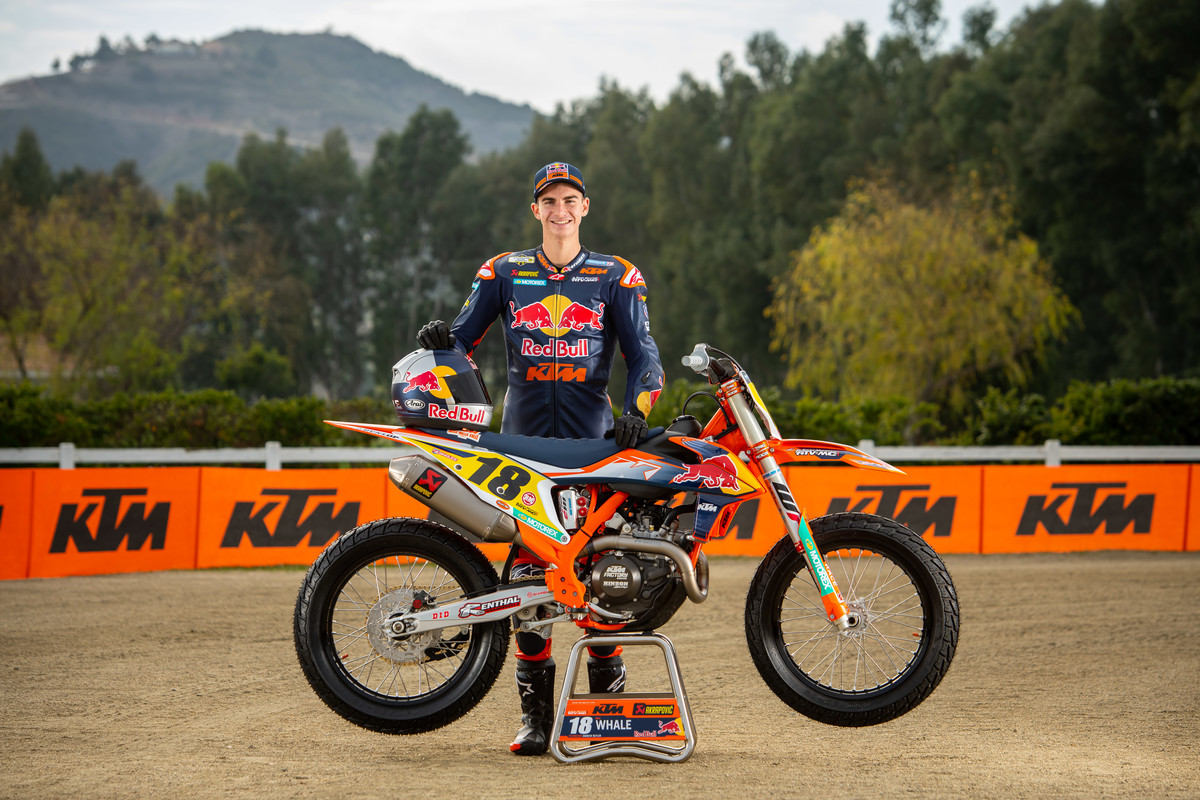 210914 MAX WHALE - RED BULL KTM FACTORY RACING