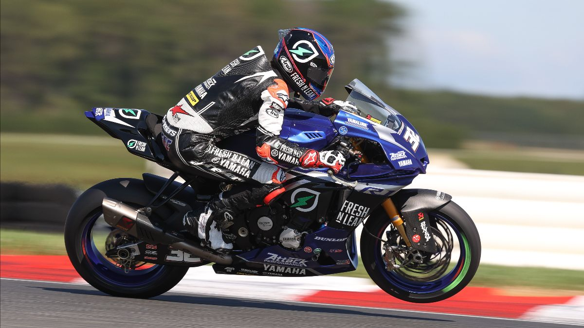 210916 Sixteen wins and counting. MotoAmerica heads to Barber Motorsports Park