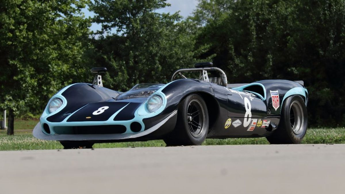 Mecum Auction Chattanooga - 1965 Lola T70 MkI Spyder Formerly Owned by Both Carroll Shelby and Dan Gurney (Lot F81)