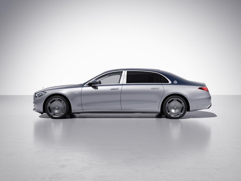 Mercedes-Maybach Edition 100 (2)