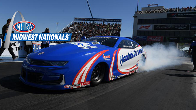 NHRA Midwest Nationals Arch (678.1)