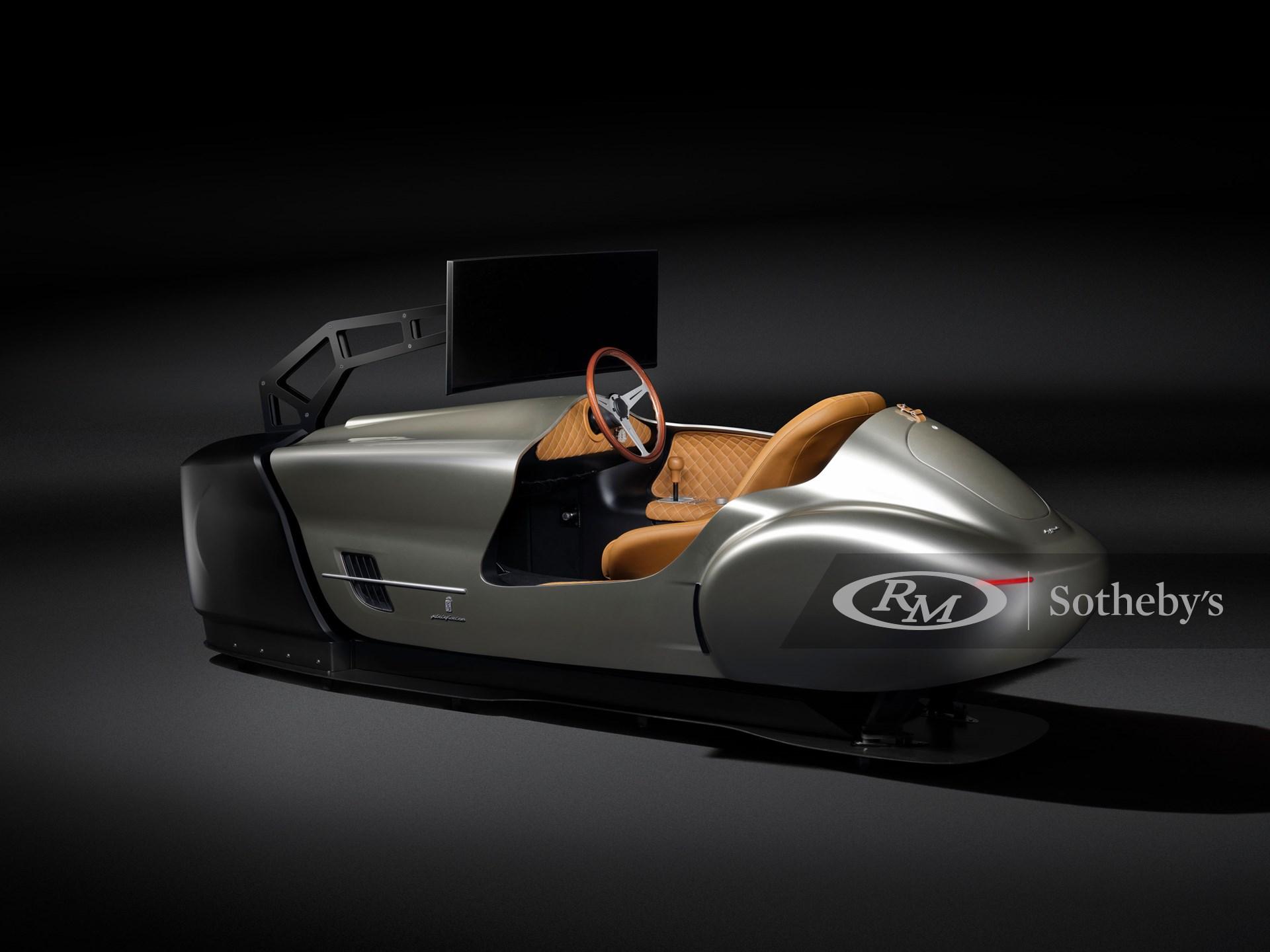 Pininfarina Leggenda eClassic Simulator (©2021 Courtesy of RM Sotheby's)