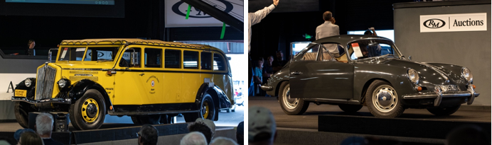 RM Auctions Annual Auburn Fall Sale Totals More Than $15.8 Million with 97% of all Lots Sold