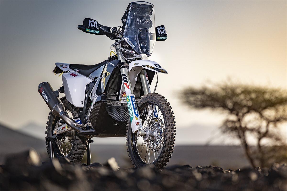 2022 FR 450 Rally
