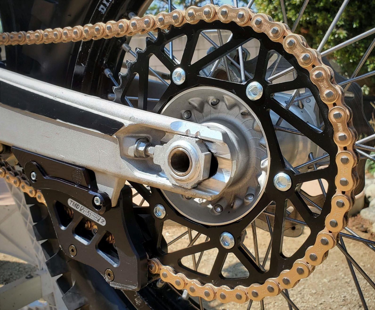 211005 ProX Ultralight Sprocket on Bike_rs