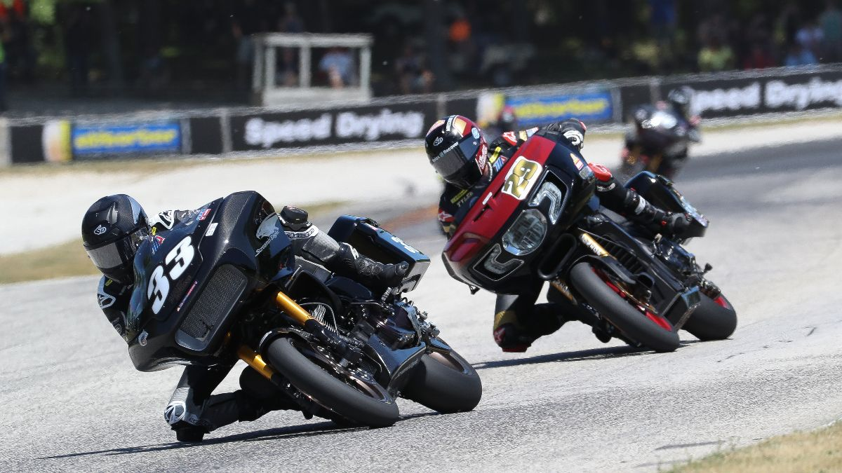 Double the fun- MotoAmerica has announced that its King Of The Baggers Championship