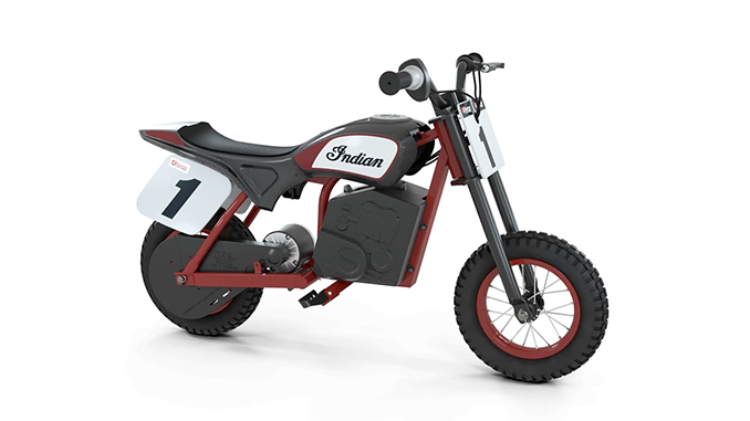 Indian Motorcycle - eFTR Mini (678)