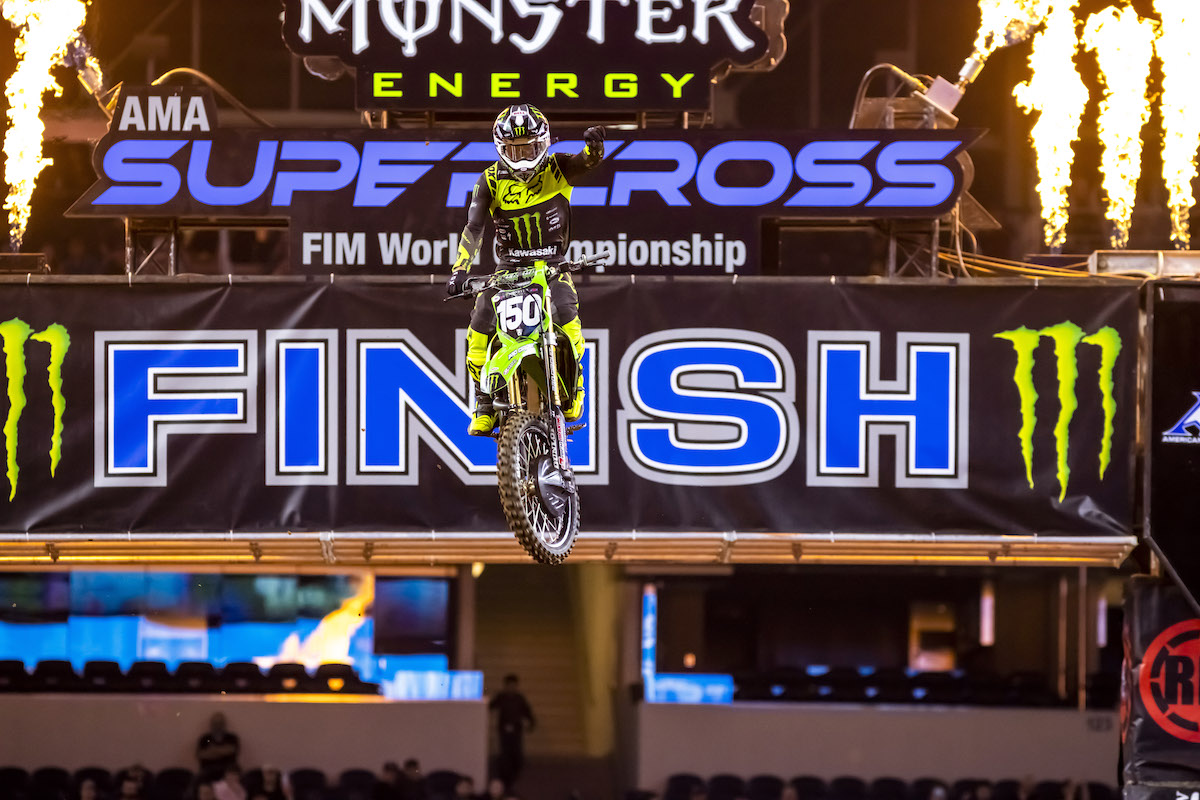 Monster Energy®:Pro Circuit:Kawasaki Race Team Announces Five-Rider Roster for 2022 #150