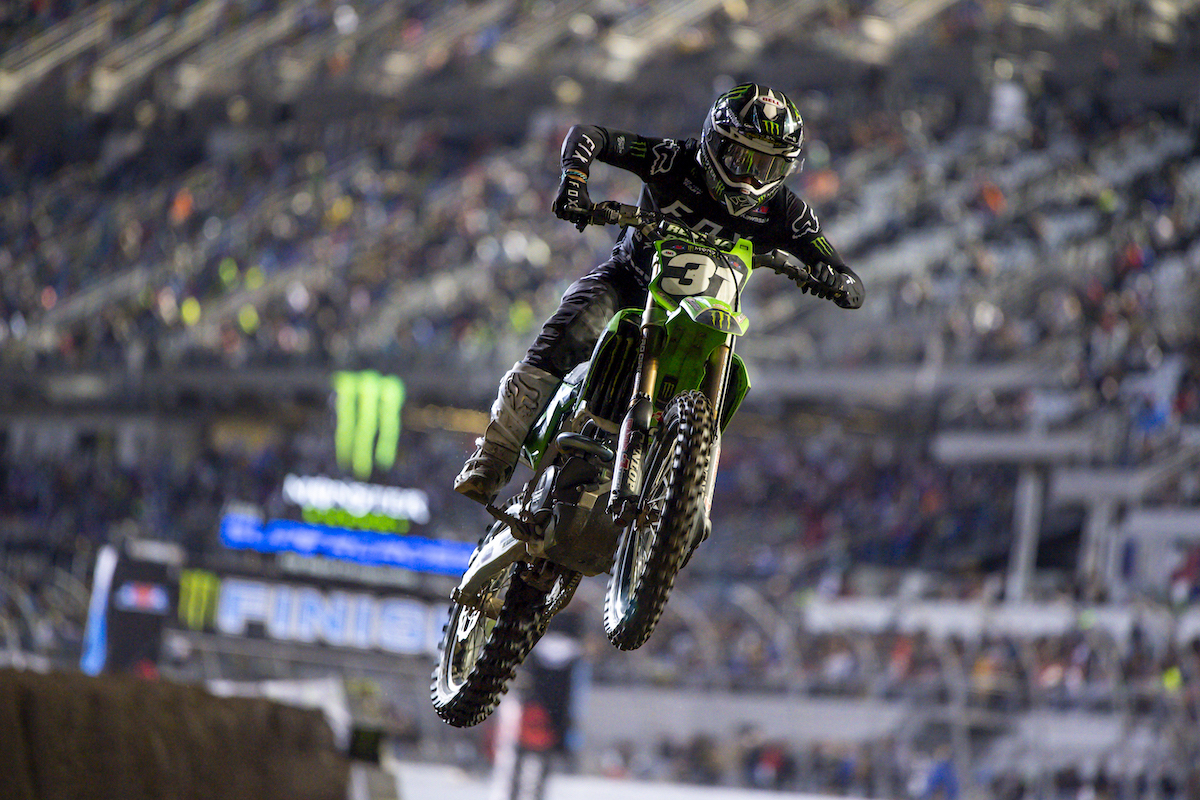 Monster Energy®:Pro Circuit:Kawasaki Race Team Announces Five-Rider Roster for 2022 #31