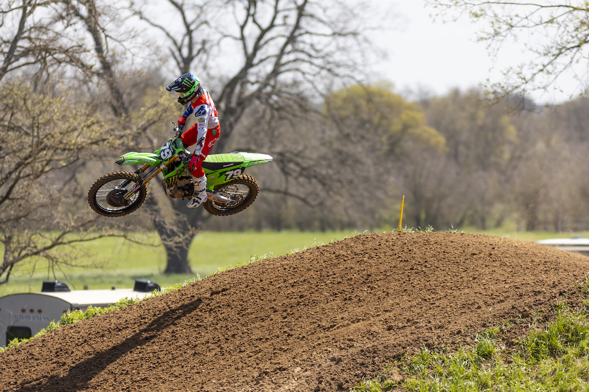 Monster Energy®:Pro Circuit:Kawasaki Race Team Announces Five-Rider Roster for 2022 #79