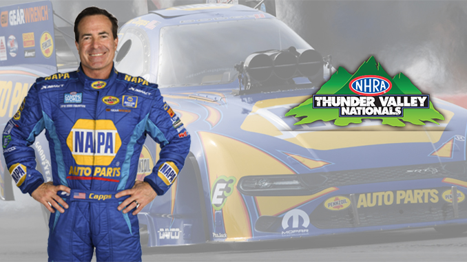 Ron Capps - Thunder Valley Nationals (678)
